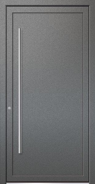 Expressline: Aluminium Haustüre