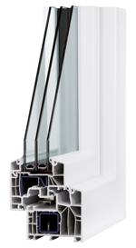 Fenster Heilbronn DIAMANT Klassik M92 3-Fachverglasung
