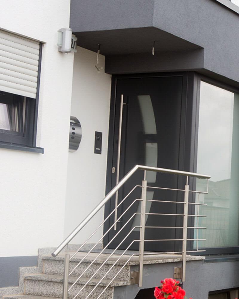 Referenzen Haustüre Heilbronn
