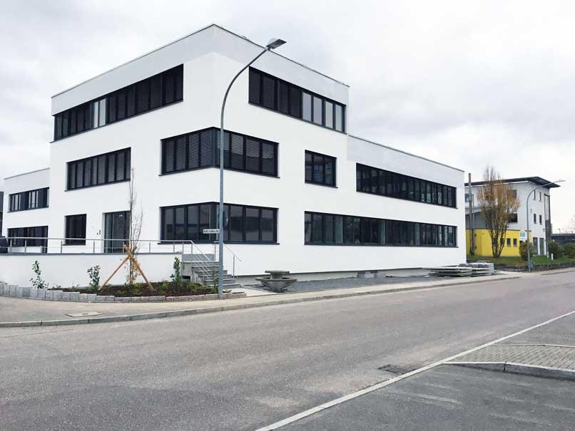 Bürogebäude Neckarsulm