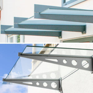 Vordächer & Terrassendächer Heilbronn